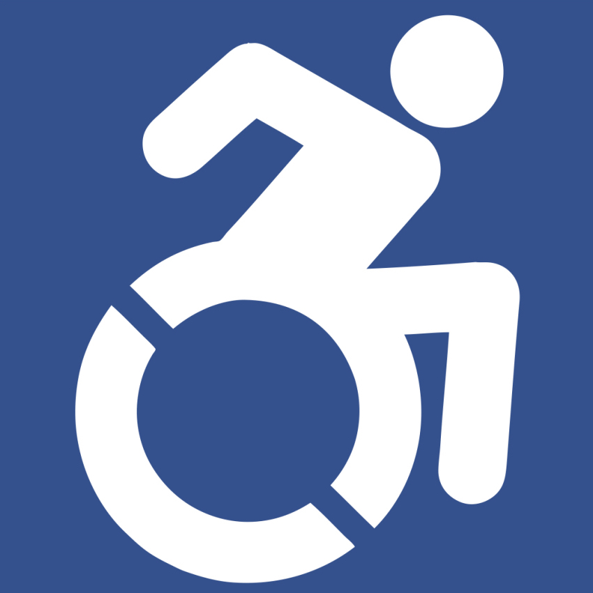 Accessible Icon Project logo